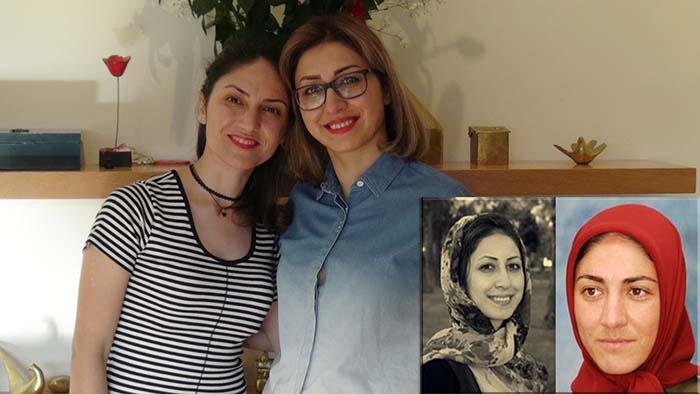 mona and Zeinab Husseinenjad