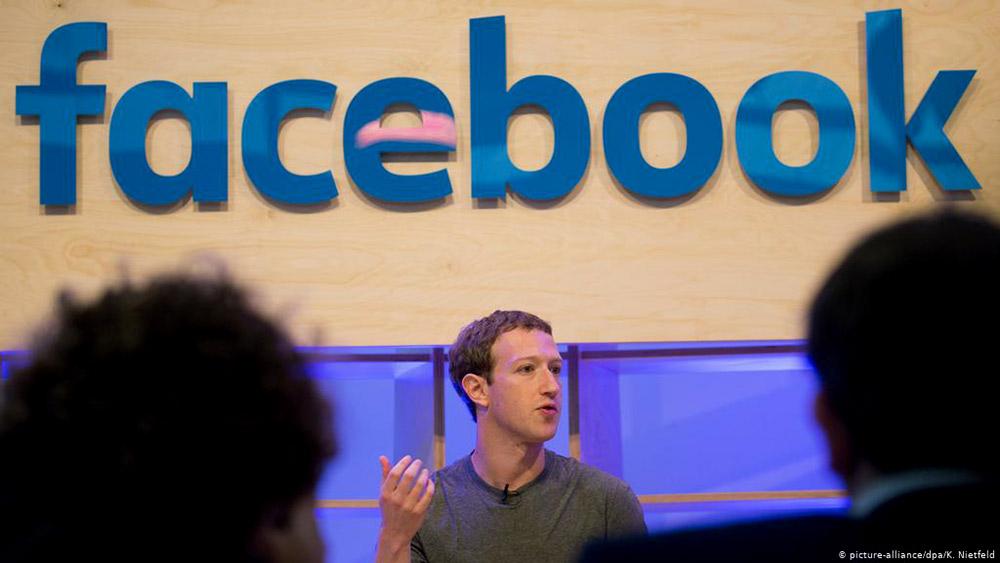 Zuckerberg - facebook