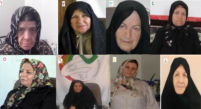 Mothers of MEK Captives