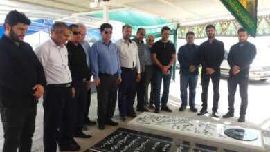 Photo of شرکت در مراسم چهلم درگذشت نادر زارع – قسمت پایانی