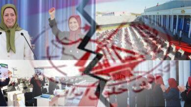 تصویر از مجاهدین و همایشی تراژیک و کمیک