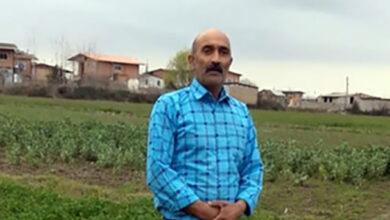 Photo of پیام تبریک نوروزی برادر عبدالحسین آهنگر طبقی از استان مازندران
