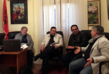 جداشدگان در آلبانی