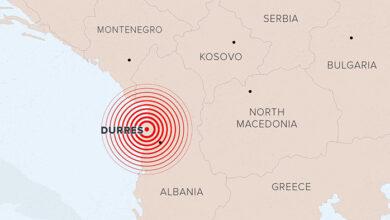 Photo of زلزله در آلبانی ، دستاویز جدید مجاهدین برای تبلیغات!