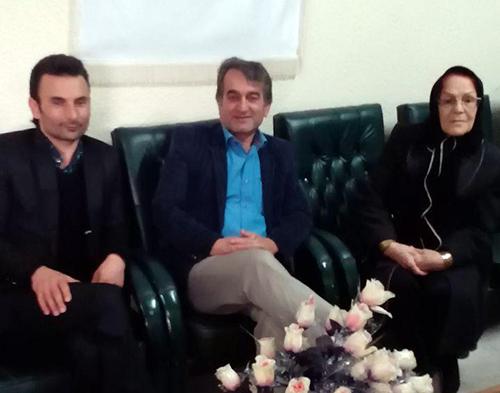 مادر عظیم محمد علیزاده راد