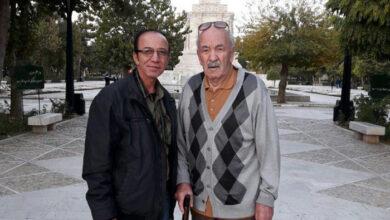 Photo of یادی از یک پدر که درد مشترک همه خانواده های اسیران بود