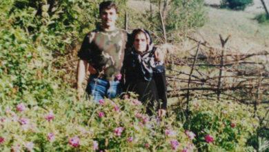 Photo of عاشقانه های مادر مهربان امیر اصلان حسن زاده در فراق فرزند