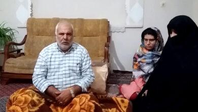 برادر پروین اسدی - زنجان