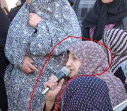 Photo of نامه مادری درانتظار تماس فرزنداش مجید اشگ خونی دراسارت فرقه رجوی