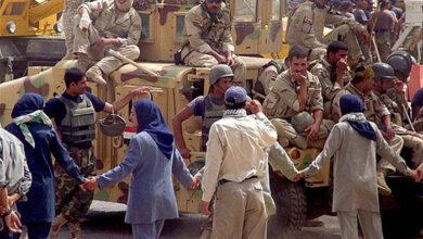 Photo of تلاش فرقه مجاهدین برای وارونه نمایی ۱۹ فروردین ۹۰