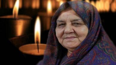 Photo of پیام تسلیت مراکز انجمن نجات به مناسبت فوت مادر خانواده آق آتابای