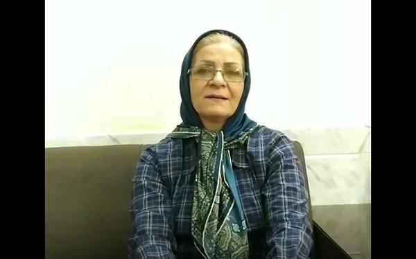 معصومه خواهر مریم آزاد