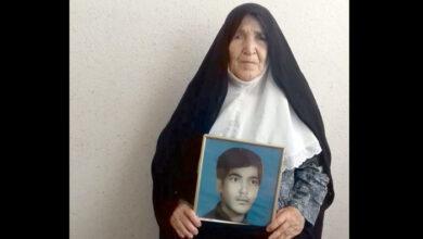 تصویر از محمد بقایی! مادر پیرت شب و روز چشم انتظارت است