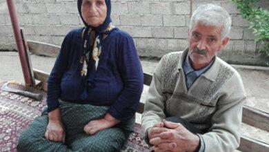 والدین چشم انتظاراسماعیل پور محمد علی بازکیایی