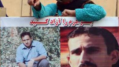 تصویر از افشاگری فراق از خیانت ها و اعمال تروریستی فرقه رجوی در گفت و گو با نرگس بهشتی و سیاوش عتیقی از خانواده های اسیران