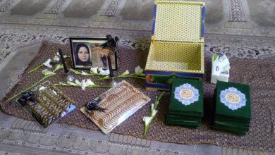 Photo of تشکر و قدردانی خانم نرگس بهشتی از خانواده نجات