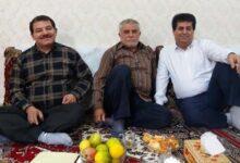 خانواده ی مسعود برون رو