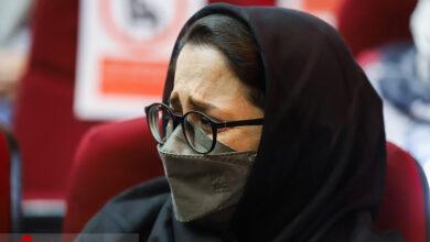 لیلا کیوکان در دادگاه