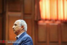 ایرج صالحی در دادگاه