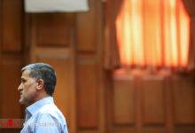 فتح الله اسکندری در دادگاه