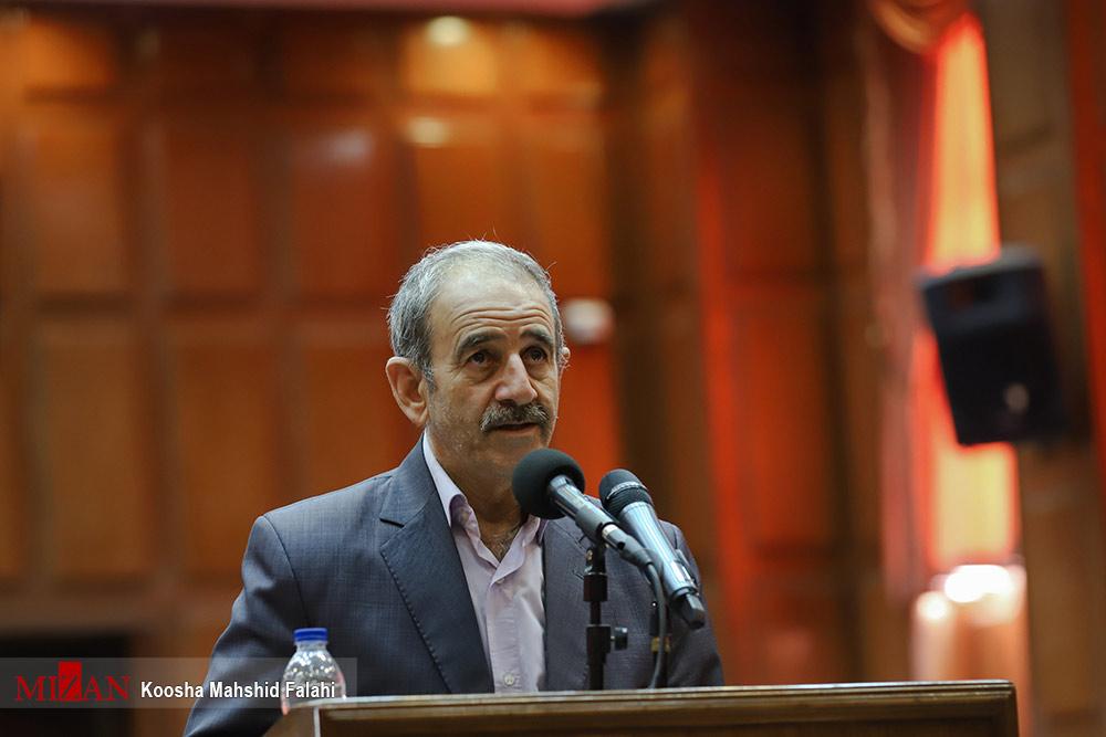 علی مرادی در دادگاه