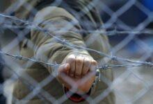 Photo of حمله وحشیانه ی مزدوران رجوی به ناصر و کوروش در زندان اسکان