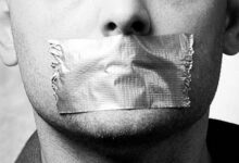فرقه - نه به آزادی بیان