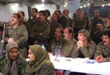 نشست های فرقه رجوی