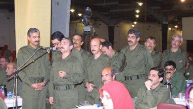 Photo of برخی مسئولین مجاهد زیرتیغ رفته اند که چرا به وضعیت جداشدگان غبطه خورده اند