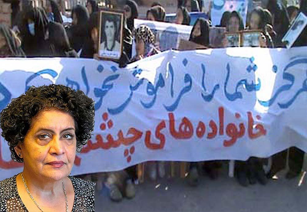 سهیلا دشتی نویسنده مزدبگیر مجاهدین خلق