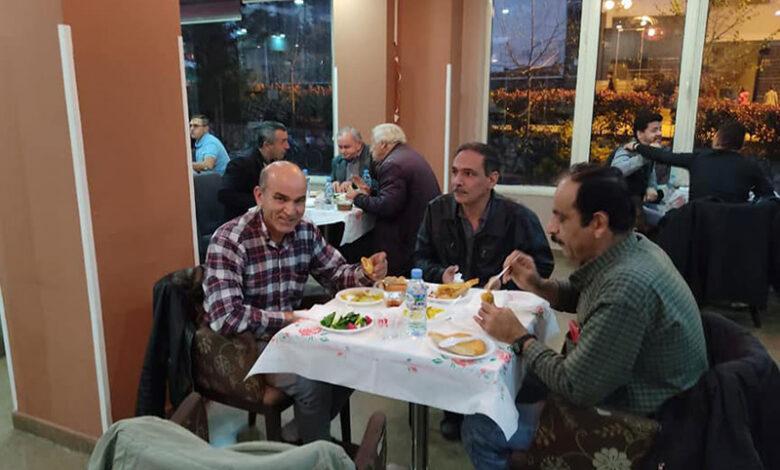رمضان جداشده ها در آلبانی