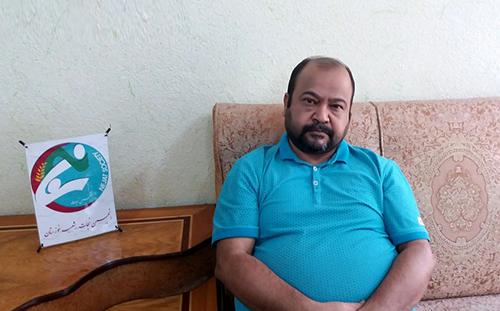 طالب فرحان - عباس دلنواز از خوزستان