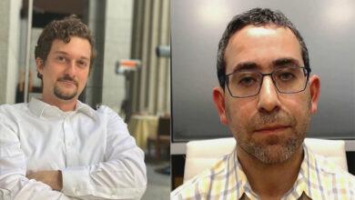 مکس آبرامز و دنیل دوپتریس