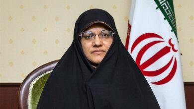 زهره الهیان رئیس کمیته حقوق بشر مجلس شورای اسلامی