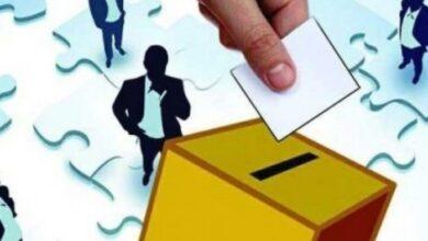 انتخابات در فرقه