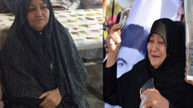 Photo of نامه خواهر منتظر برای تماس برادرش خیراله محمدی علییان