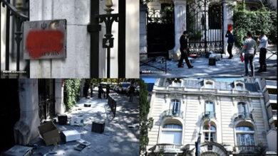 سفارتخانههای ایران