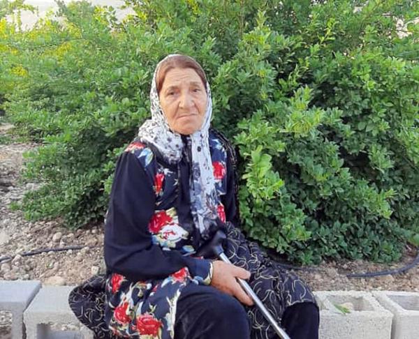 مملکت فدائی جهرمی خواهر محمود فدائی جهرمی