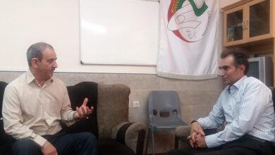 Photo of گفت و گوی صمیمی با حبیب فلاح