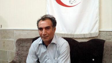 Photo of حبیب فلاح از فرقه رجوی داغی در دل و زخمی بر تن دارد