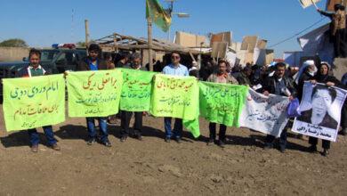 Photo of درخواست خانواده های گلستانی از وزیر امور خارجه فرانسه