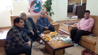 Photo of ارتباط تصویری خانواده ها در اندیمشک باجداشدگان ساکن در آلبانی