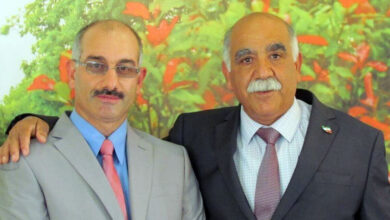 تصویر از چشم خانم شادابی به دیدن تصویر عباس و اصغر روشن شد