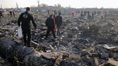 Photo of سواستفاده منزجر کننده مجاهدین خلق از حادثه تاسف بار هواپیمای مسافربری