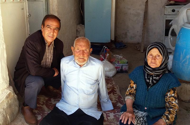 خانواده مرتضی قدیمی