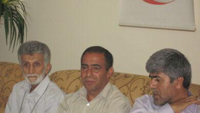 تصویر از نامه آقای اسماعیل قبادی، برادر مهین قبادی، به رئیس سازمان بهداشت جهانی