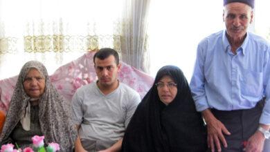Photo of به داد ما برسید: مجاهدین 30 سال است عباس گلریزان را به اسارت برده اند
