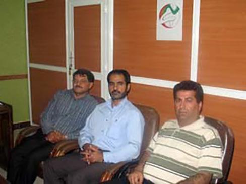 آقای حنظل زاده - انجمن نجات خوزستان