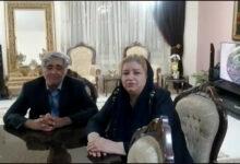 پدر و مادر حسن حیرانی
