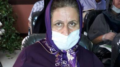 Photo of درد دل خواهر زهرا حسینی در گردهمایی انجمن نجات – تیر 1399 +فیلم